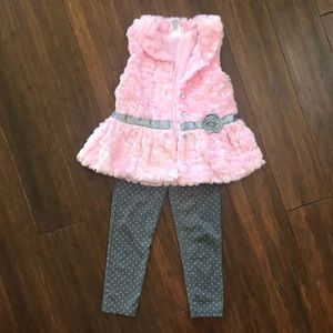 4T girl's outfit
